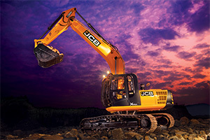JCB Excavators Price India